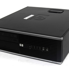 HP Compaq 8100 Elite SFF, Core i3-550 3.2GHz, 4GB DDR3, 160GB, DVD-RW