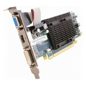 Placa video Radeon HD5450 1GB DDR3 64-bit, DirectX 11, HDMI, DVI, VGA