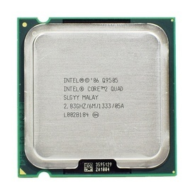 Procesor Intel Core 2 Quad Q9505, 2.83GHz, Cache 6MB, Socket LGA775