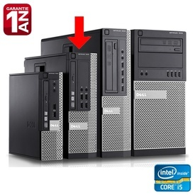 Calculator Dell Optiplex 7010 SFF, Intel Core i5-3570 3.4GHz (3.8GHz), 4GB DDR3, 500GB, USB 3.0, DVD-RW