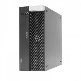 DELL Precision T3610 Workstation, Intel QUAD Core Xeon E5-1620 v2 3.70 GHz, 16GB DDR3 ECC, 240GB SSD + 4TB HDD, nVidia Quadro K600, DVDRW