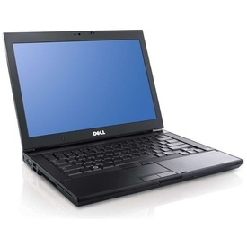 Laptop DELL Latitude E6400 Core 2 Duo P8600 2.4GHz, 4GB DDR2, 160GB HDD, display 14.1 inch, baterie noua.