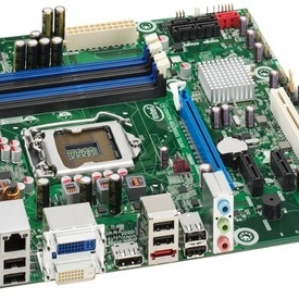 Placa de baza INTEL DQ57TM, Socket 1156, 4 x DDR3