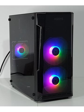 Calculator gaming Intel i5 4670, 8GB DDR3, SSD 120GB + HDD 500GB, video SAPPHIRE Radeon R7 370 OC NITRO 4GB GDDR5 256-bit
