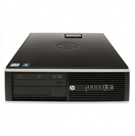 Calculator HP Compaq 8000 Elite SFF Intel Core 2 Duo E8500 3.16GHz, 8GB DDR3, HDD 250GB