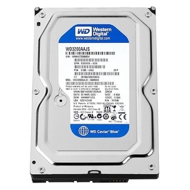Hard disk 3.5 Western Digital Blue 320GB WD3200AAJS, SATA II, 8MB