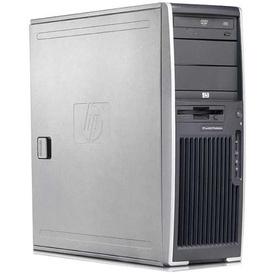 HP Workstation xw4400, Core 2 Quad Q6600, 8GB DDR2, 560GB, video GeForce 8600GT 512MB DDR3 128 bit