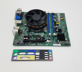 Kit Acer H61H2-AD + Procesor Intel Ivy Bridge G1610 + cooler