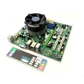 Kit Placa de baza Micro Star MS-7448 + Intel Core i5-750 2.66GHz (Turbo 3.2GHz) + Cooler