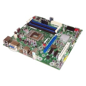 Placa de baza INTEL DQ57TM, Socket LGA1156, 4 x DDR3, SATA, PCI-Express, MicroATX