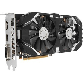 Placa video MSI GeForce GTX 1060 3GT OC 3GB GDDR5 192-bit