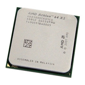 Procesor AMD Athlon 64 X2 5000+ Brisbane, 2.6GHz, Socket AM2, 64-Bit