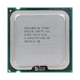 Procesor Intel Core 2 Duo E7300 2.66GHz, Cache 3MB, Socket LGA775, FSB 1066MHz