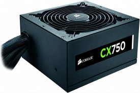 Sursa Gaming Corsair CX750, 80+ Bronze, 750W, 4x6+2 PCI-Express, PFC Activ