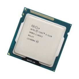 Procesor Intel Core i3 3220, 3.3GHz, Ivy Bridge, 3MB, Socket LGA1155, 2 Nuclee, 4 Threads