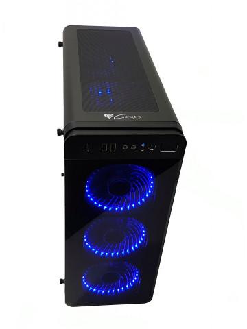 Calculator Gaming AMD Ryzen 5 3600, 16GB DDR4, SSD NVME 512GB + 1TB HDD, video Zotac GeForce GTX 1660 Ti 6GB GDDR6 192-bit