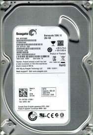 Hard Disk 250GB SEAGATE ST3250312AS , SATA3, 7200rpm