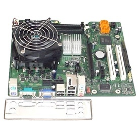 Kit Intel Core 2 Duo 3.16GHz E3120(E8500), 1333FSB, 6M Cache + Placa de baza G41 Fujitsu D2841-A11+Cooler