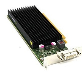Placa video profesionala PNY Quadro NVS 300 512MB DDR3 64-bit, DMS-59, Low-profile