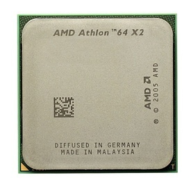 Procesor AMD Athlon 64 X2 5200+ Windsor, 2.6GHz, Socket AM2, 64-Bit