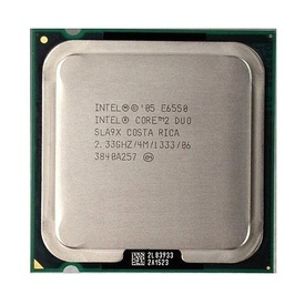 Procesor Intel Core 2 Duo E6550, 2.33GHz, Cache 4MB, Socket LGA775, FSB 1333MHz