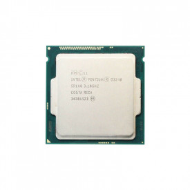 Procesor Intel Haswell Refresh Pentium Dual-Core G3240 3.10GHz socket 1150