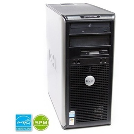 Calculator DELL Optiplex 755 Tower, Intel Core 2 Duo E8600 3.3GHz, 4GB DDR2, 160GB, DVD-RW