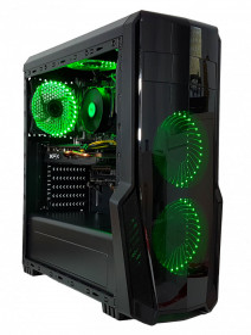 Calculator gaming Intel i7 4770, 16GB DDR3, SSD 240GB+HDD 1TB, video XFX Radeon RX 470 8GB GDDR5 256bit