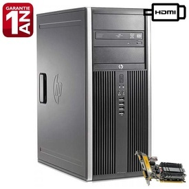 Calculator HP 8000 Elite Tower, Intel Core 2 Duo E8500, 4GB DDR3, 250GB, Video Zotac GeForce 210, 1GB GDDR3 64-Bit, HDMI, DVD-RW