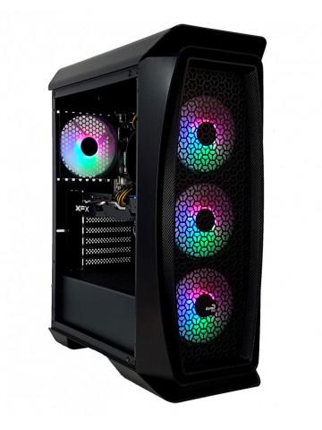 Calculator Gaming AMD Ryzen 3 3200G, 16GB DDR4, SSD M2 256GB+ 1TB HDD, video XFX Radeon RX 580 GTS XXX Edition 8GB GDDR5 256-bit