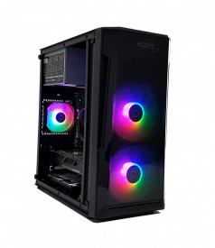 Calculator gaming Intel i5 2500, 8GB DDR3, SSD 120GB + HDD 500GB, video SAPPHIRE Radeon R7 370 OC NITRO 4GB GDDR5 256-bit