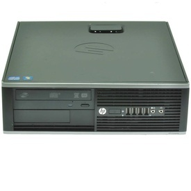 HP Compaq 8200 Elite SFF, Core i3-2120, 4GB DDR3, 250GB, DVD-RW