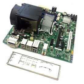 Kit Placa de baza INTEL DQ45CB + Intel Pentium Dual Core E5200 2.5GHz + Cooler
