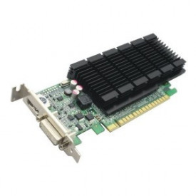 Placa video nVidia GeForce 405 DP 512MB GDDR3 64-Bit, DVI, DisplayPort, low profile