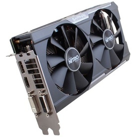 Placa video Sapphire Radeon R9 380 NITRO 4GB GDDR5 256-bit BackPlate