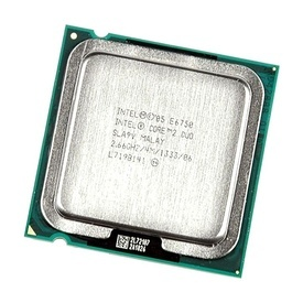Procesor Intel Core 2 Duo E6750, 2.66GHz, Cache 4MB, Socket LGA775, FSB 1333MHz