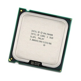 Procesor Intel Core 2 Duo E8400 3GHz, Cache 6MB, Socket LGA775, FSB 1333MHz