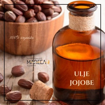 Slika ULJE JOJOBE 30ML, COLD PRESS