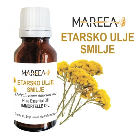 ETARSKO ULJE SMILJE 10ML images