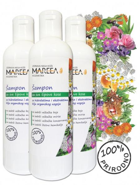 Slika Biljni šampon za sve tipove kose