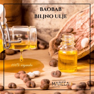 Slika ULJE BAOBAB 20 ML COLD PRESS