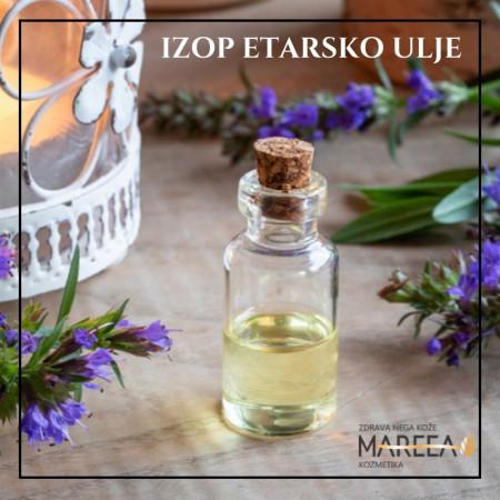 Slika ETARSKO ULJE IZOP, MILODUH 10ML