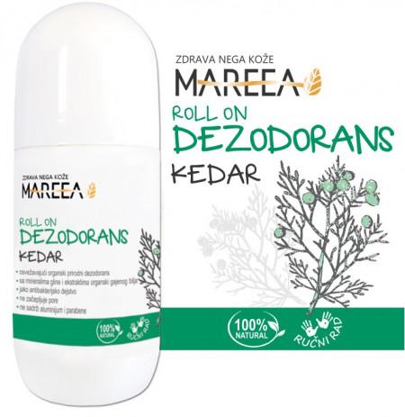 prirodni dezodorans kedar