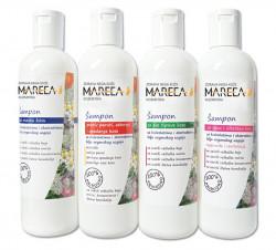 Biljni šampon za suvu i oštećenu kosu 270ml