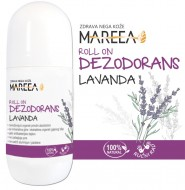 PRIRODNI DEZODORANS ROLL ON, LAVANDA, 50ml
