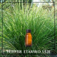 ETARSKO ULJE VETIVER 10ML
