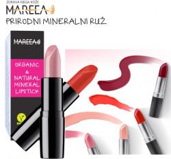 Prirodni ruž za usne Lipstick No 10 RED SPICE