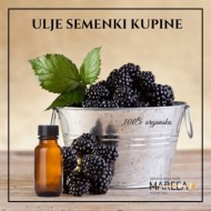 ULJE SEMENKI KUPINE 30 ML, COLD PRESS
