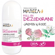 PRIRODNI DEZODORANS ROLL ON JASMIN & RUŽA 75 ml