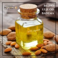 ULJE BADEMA 30ML COLD PRESS